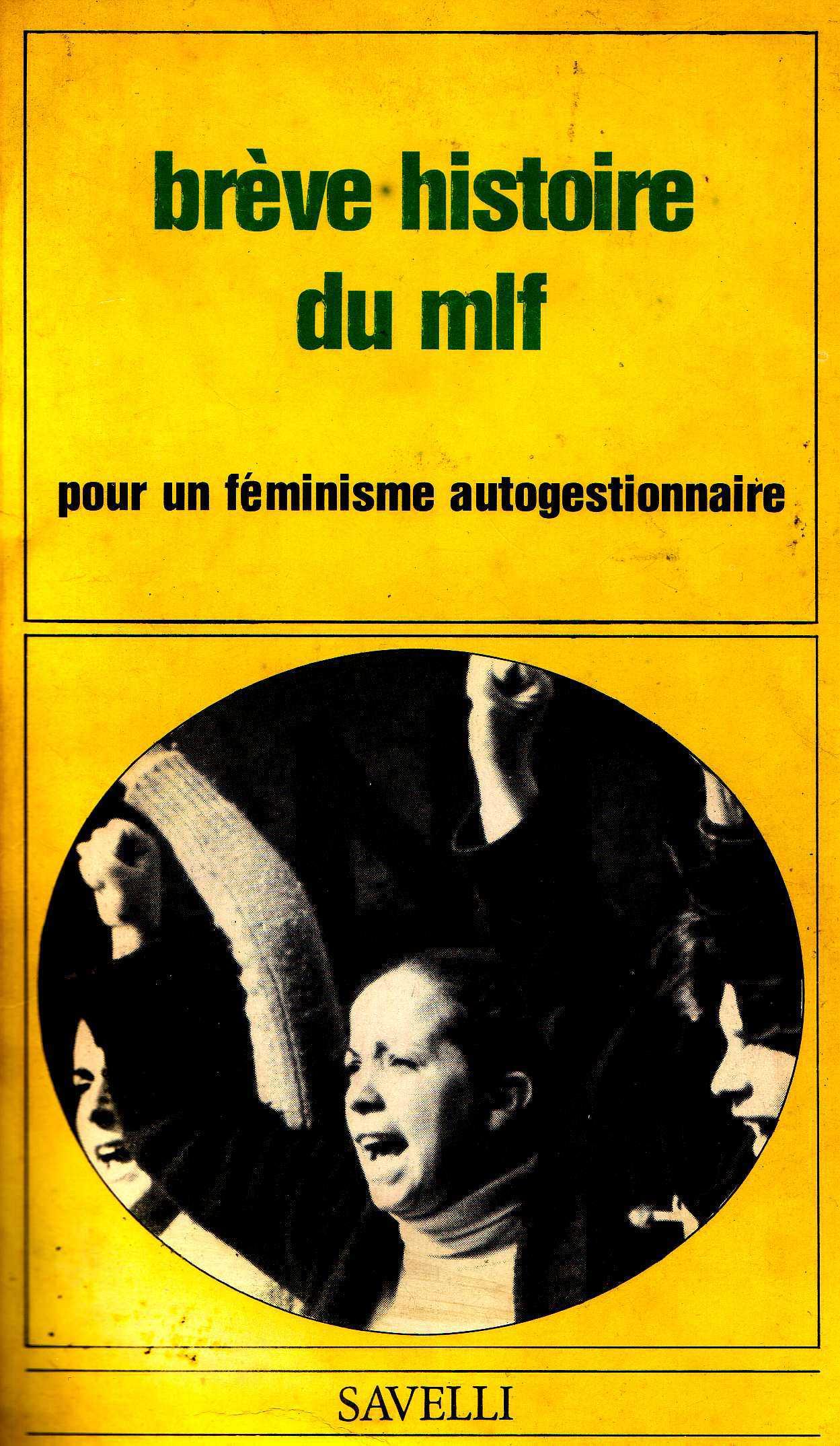 Pour un féminisme autogestionnaire (1976)