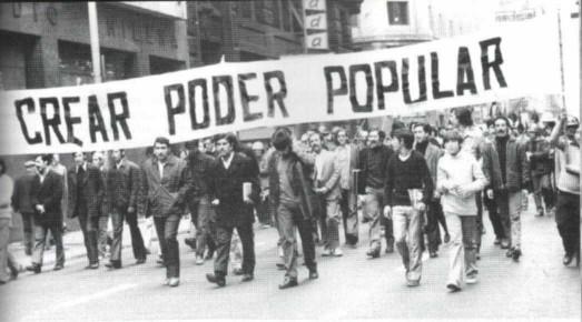 France 2011, Chili 1970 : Primaires et Comités d'unité populaire