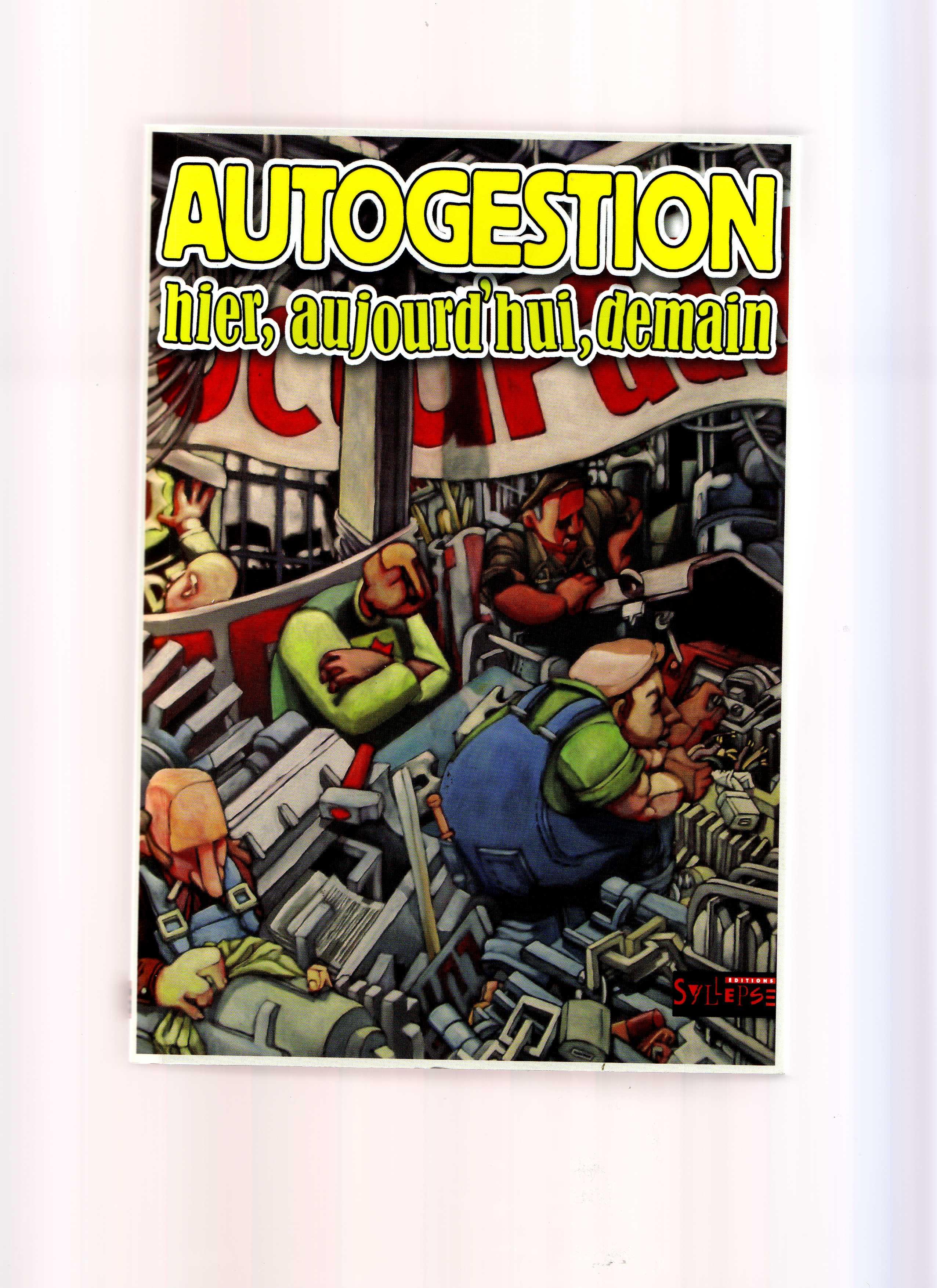 Michel Antony: Une bibliographie sur l'autogestion