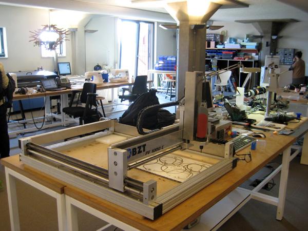 Les Fab Labs: produire librement des objets complexes