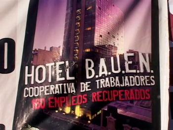 Nosotros del Bauen (Nous autres du Bauen)