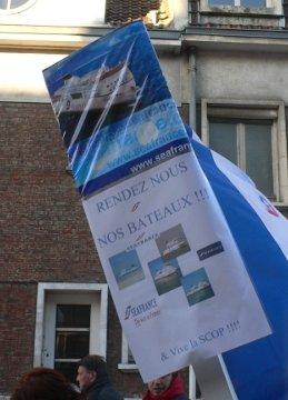 SeaFrance : Capital contre propriété publique