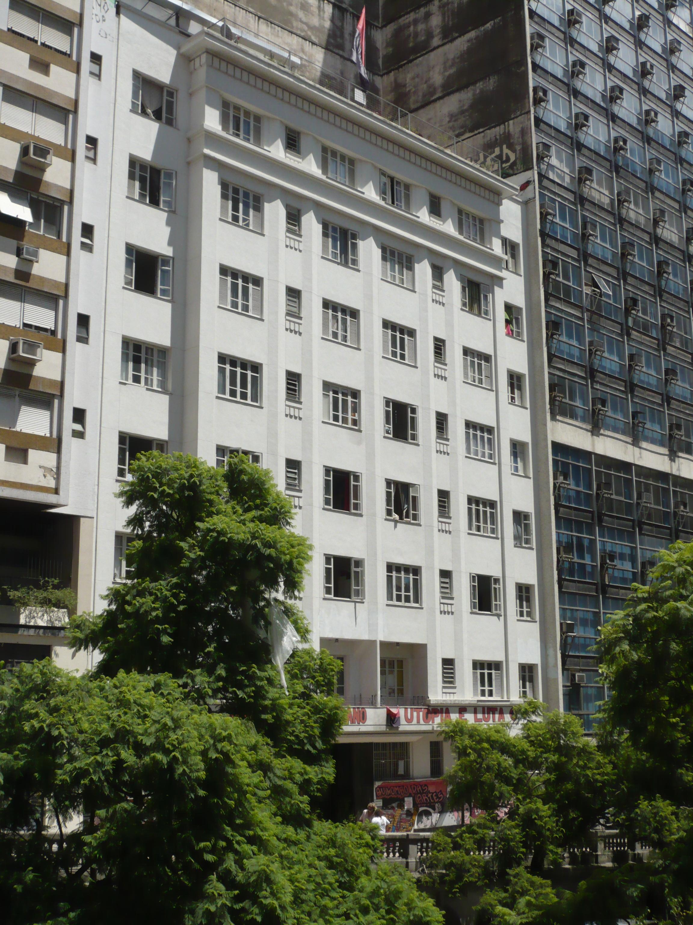 Brésil : Occupation urbaine et coopérative solidaire « utopie et lutte »
