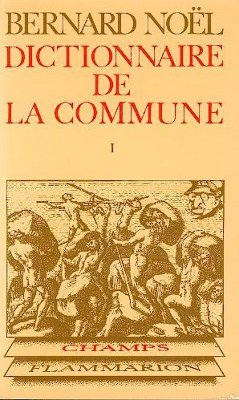 Extraits du dictionnaire de la Commune