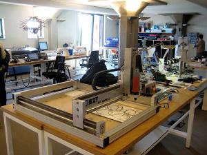 Fablabs, impression 3D, makerspaces: quelques actualités.