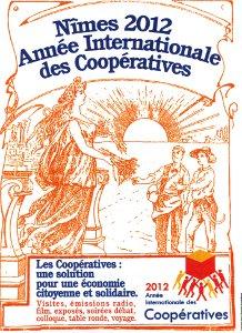 Nîmes 2012 : Année Internationale des Coopératives