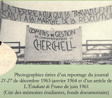 1er novembre 1954 : l'Algérie vers l'indépendance, la révolution et l'autogestion?