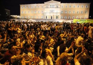 La mue des assemblées de quartier d'Athènes