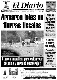 """""""El Diario del centro del país"""": success story d'une entreprise récupérée argentine"""