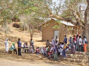 Awra Amba: Marinaleda en Éthiopie?