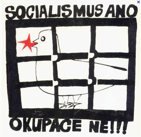 Tchecoslovaquie, 21 août 1968 : le Pacte de Varsovie contre l'autogestion