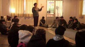 La Cécilia, école de la nouvelle culture