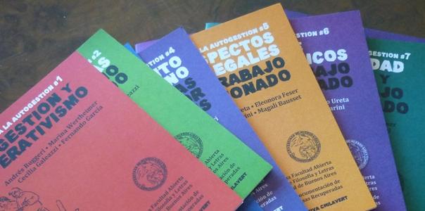 Argentine : des Cahiers pour l'Autogestion / Cuadernos para la Autogestión