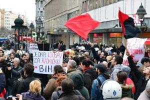 Bosnie-Herzégovine : «Qui sème la faim, recueille la colère»
