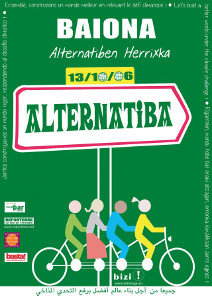 Alternatiba à Bayonne