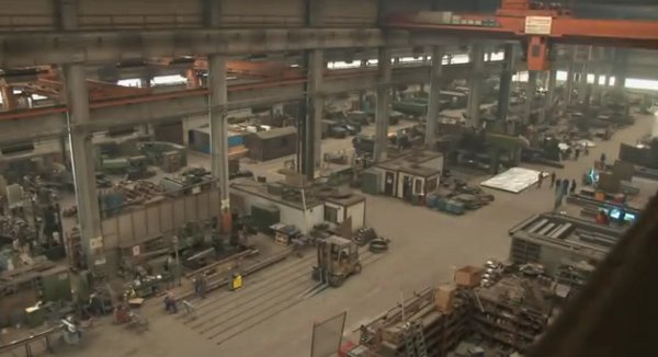 L'usine Jedinstvo