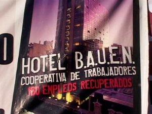 15 et 16 avril:  Solidarité avec les travailleurs de l'Hôtel Bauen, Buenos Aires