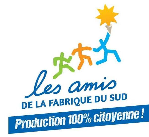 Les glaces La fabrique du sud à la Foire à l'autogestion 2014 de Toulouse