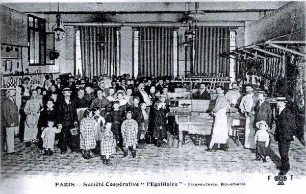 L'extraordinaire histoire de la coopérative ouvrière L'Égalitaire (1876-1914)