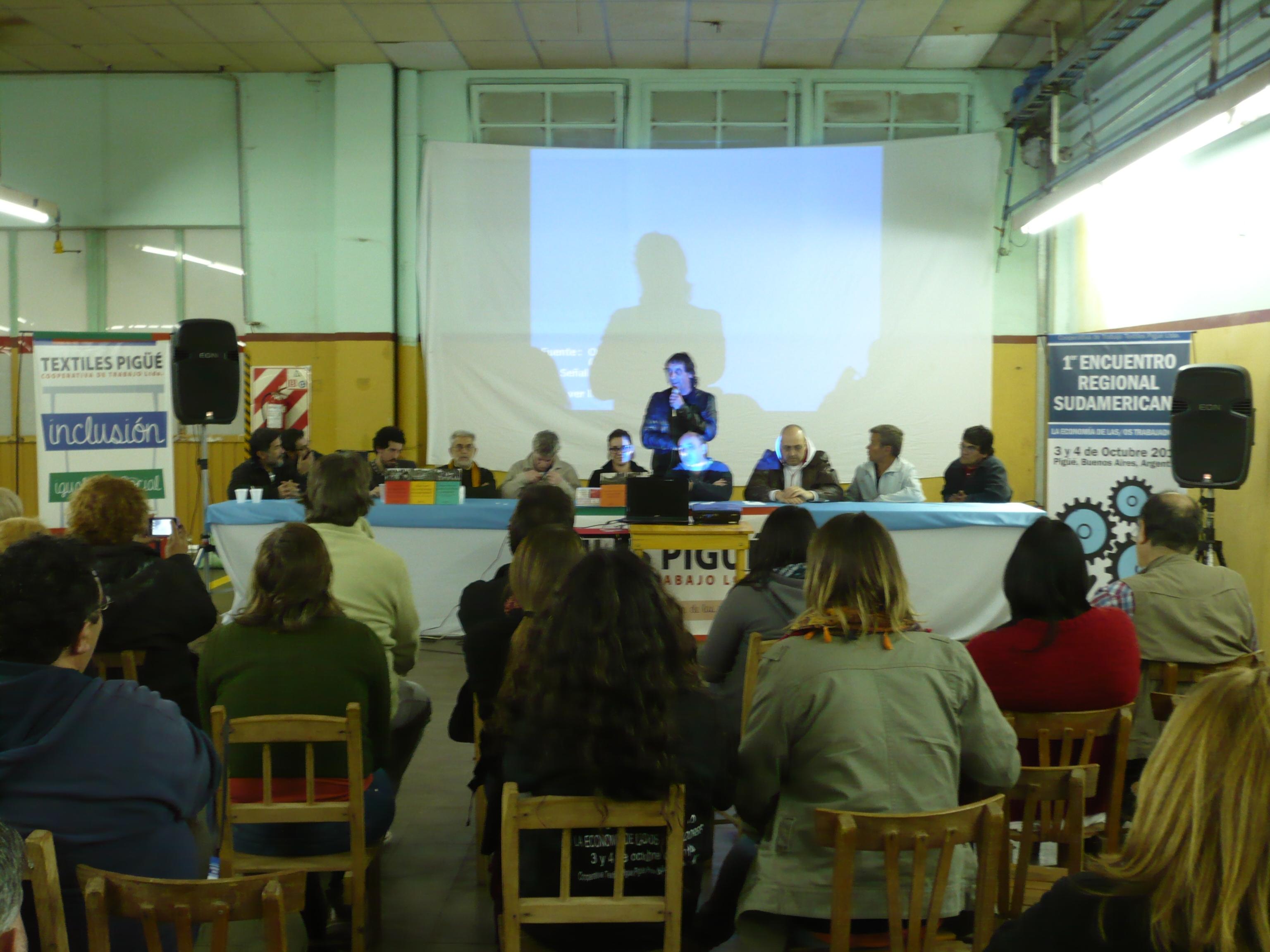 « L'économie des travailleur-se-s », une rencontre sud-américaine porteuse de perspectives