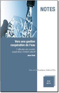 Vers une gestion coopérative de l'eau