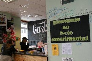 « Ici, on apprend à parler et à écouter, pas la soumission » : bienvenue au lycée expérimental de Saint-Nazaire