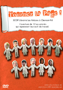 Tournez la page! Un film sur la Scop librairie Les Volcans à Clermont-Ferrand