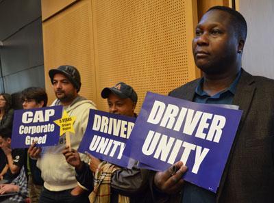 Les Uber de Seattle gagnent le droit de se syndiquer