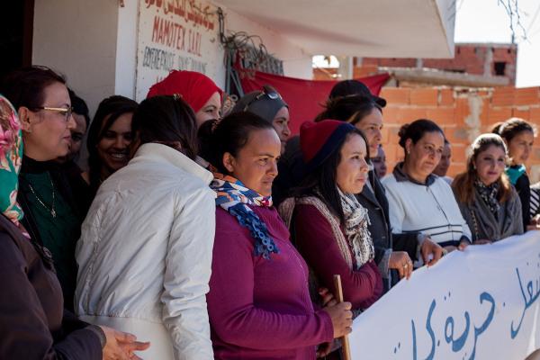 Résister et produire : La lutte des ouvrières de Mamotex