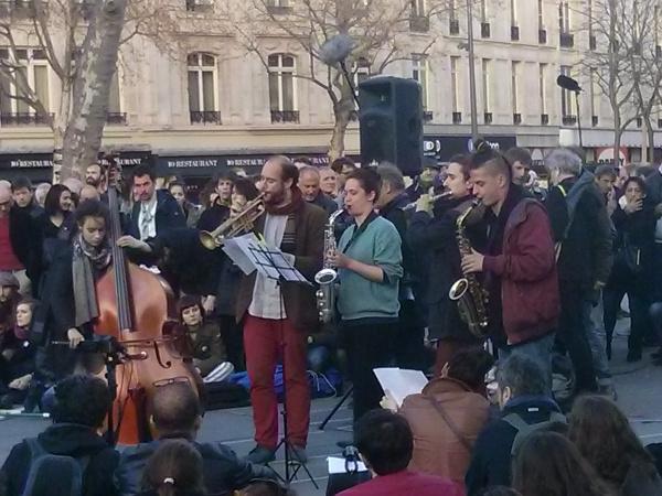 Nuitdebout-musique