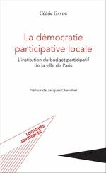 Le budget participatif de Paris, vous connaissez?