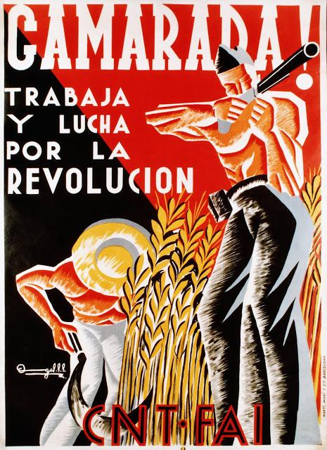 La Révolution espagnole, les collectivisations en Catalogne (1936-1939) 2e partie