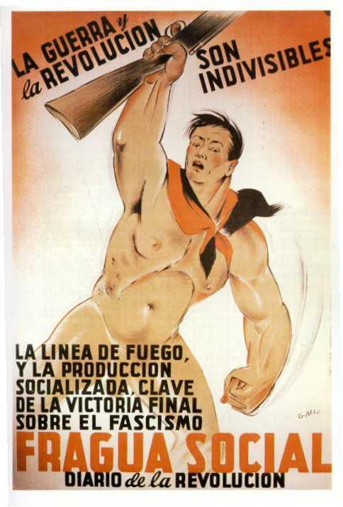 La Révolution espagnole, les collectivisations en Catalogne (1936-1939) 1ère partie