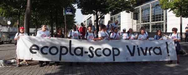 Ecopla: les salariés exigent l'intervention du gouvernement