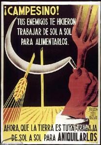 Collectivisations agraires