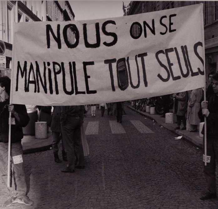 1986, le mouvement étudiant contre la réforme Devaquet, un contenu autogestionnaire balbutiant