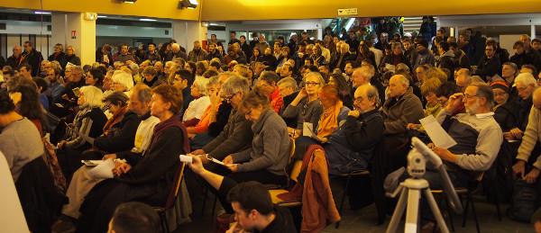 Ecopla, 14 janvier2017 : Nous serons tous là pour la reprise de l'usine!