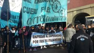 Mobilisation contre le tarifazo