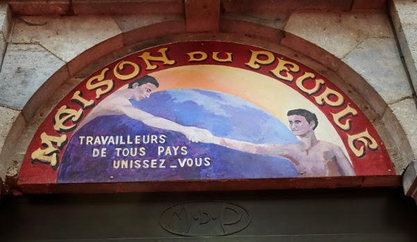 A Saint-Claude, la mémoire toujours vivante de la Maison du peuple