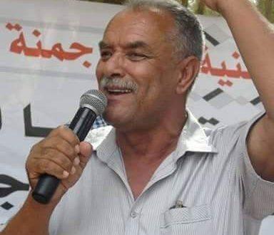 Jemna : intervention de Tahar Etahri, président de l'association de sauvegarde des oasis