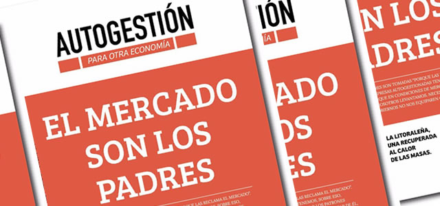 Lancement de la revue «Autogestión para otra economía»