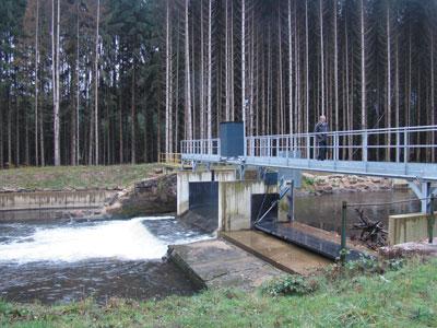 Redonner vie à l'hydroélectricité