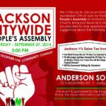 Un plan alternatif pour Jackson City (Mississippi)