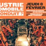Industrie automobile, qui conduit ? Soirée débat le 8 février