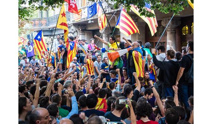 En Catalogne, les Comités de défense de la République portent une vision émancipatrice de l'indépendance