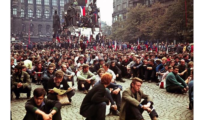 5 janvier, il y a 50 ans 1968 commence à Prague
