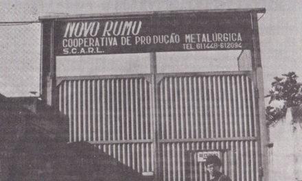 Lisbonne, 1975: Novo Rumo, coopérative ouvrière