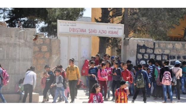 Les approches libertaires de l'école du Rojava