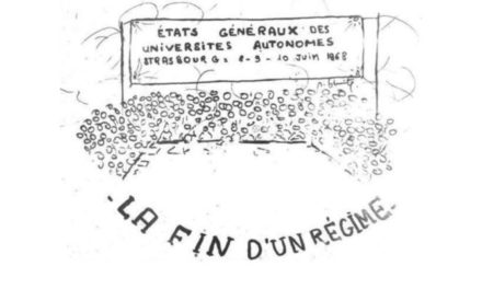 Universités: 50 ans de Loi Faure. Autonomies, participation, cogestion, autogestion?