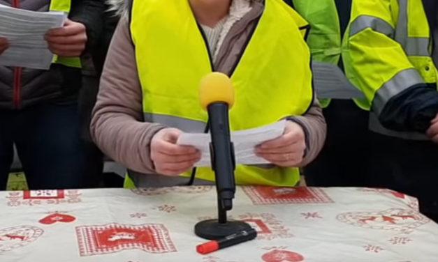 Appel de la première  « Assemblée des assemblées » des gilets jaunes